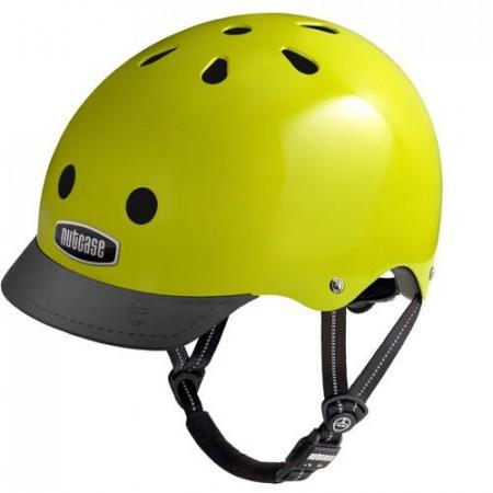 Casca protectie multisport Nutcase Street Electric Olive L