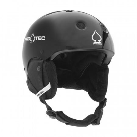 Casca schi/snowboard copii Pro-Tec JR. Classic Certified Snow Negru
