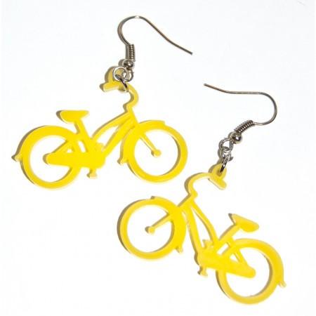 Cercei bicicleta copil
