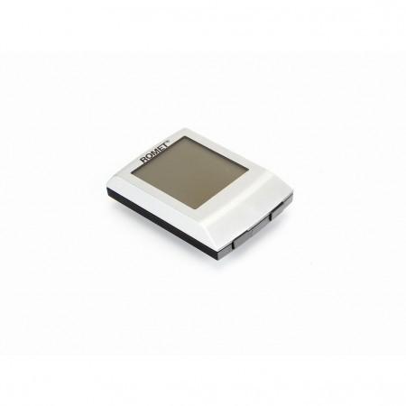 Ciclocomputer wireless Romet BKV8000 - 13 functii Argintiu