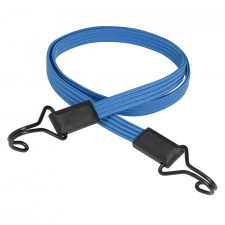 Coarda elastica prindere carlig MasterLock 1.20m x 18mm Smooth bungee Albastru