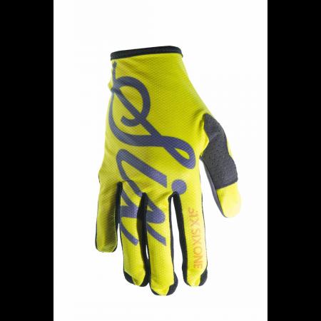 Manusi 661 Comp Glove Galben Script