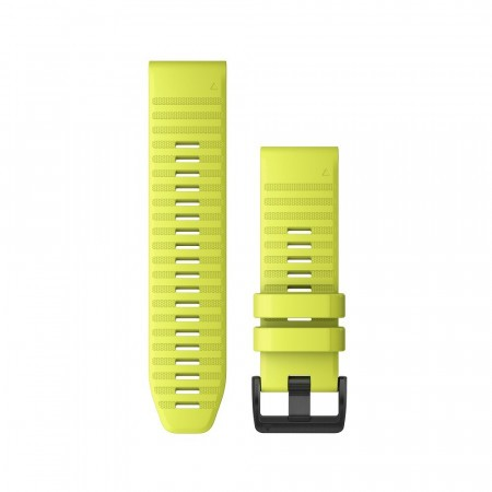 Curea Garmin Quickfit 22 Silicon Amp Yellow
