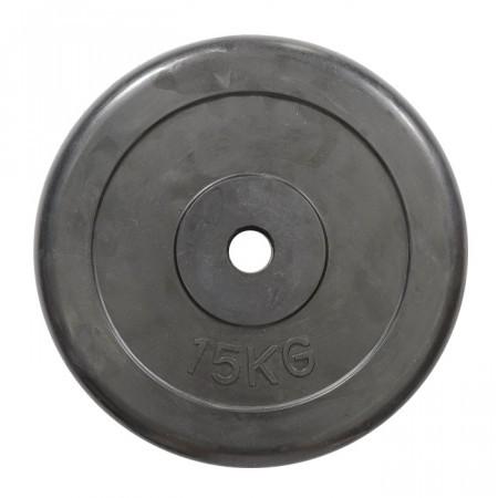 Disc Greutati cauciucat HouseFit 15 kg