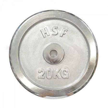 Disc Greutati Cromat HouseFit 20 kg