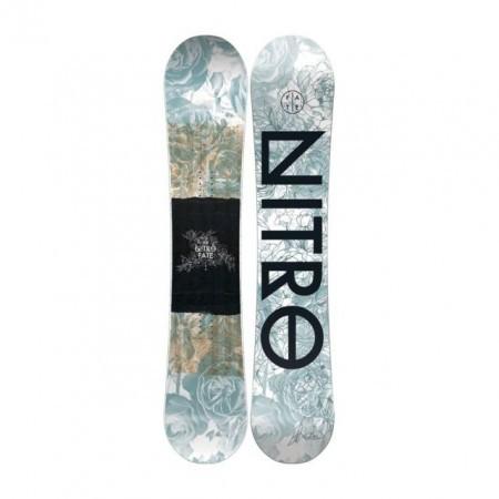 Placa Snowboard femei Nitro Fate 2020