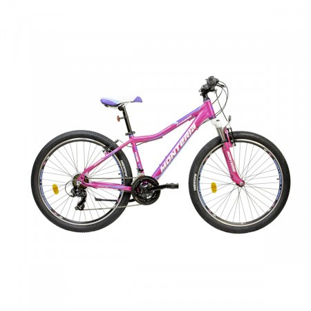 Bicicleta de munte Romet Monteria Fitness 26 Roz/Albastru 2021