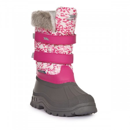 Ghete zapada copii Trespass Vause Bright Pink