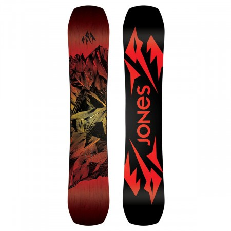 Placa snowboard barbati Jones Mountain Twin 20/21