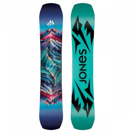 Placa snowboard femei Jones Twin Sister 20/21