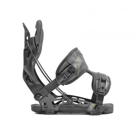 Legaturi snowboard Barbati Flow NX2 Black Negru 2020