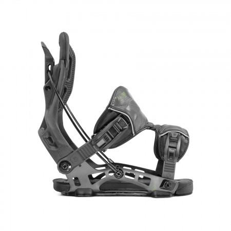 Legaturi snowboard Barbati Flow NX2 CX Negru 2020