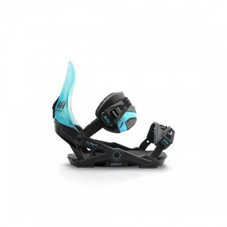 Legaturi snowboard Femei Now Brigada Albastru 20/21