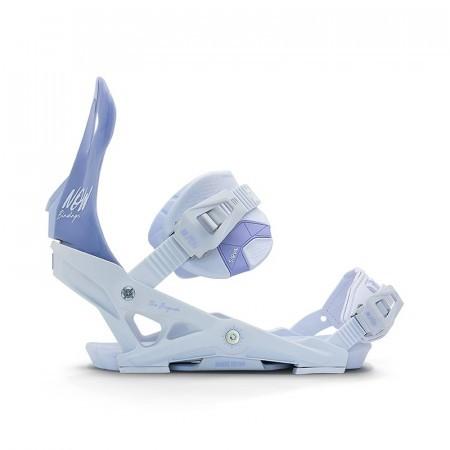 Legaturi snowboard Femei Now Brigada Violet 20/21