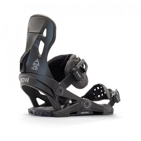 Legaturi snowboard Barbati Now Pilot Negru 20/21