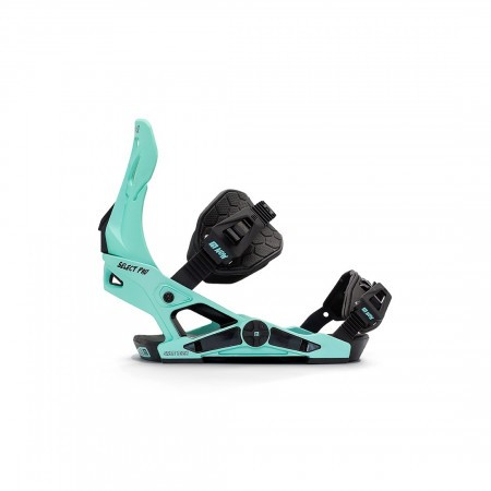 Legaturi snowboard Barbati Now Select Pro Aquamarine 20/21
