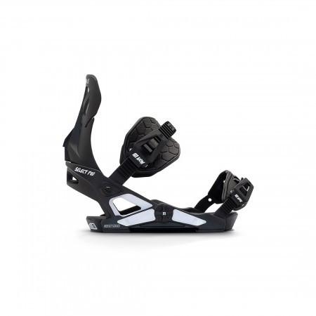 Legaturi snowboard Barbati Now Select Pro Negru 20/21