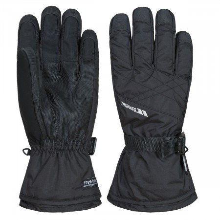 Manusi ski barbati Trespass Reunited II Black