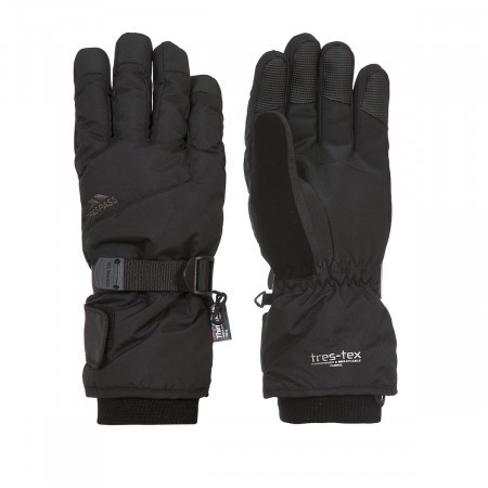 Manusi ski unisex Trespass Ergon II Black
