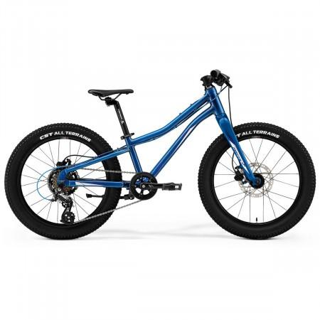 Bicicleta pentru copii Merida Matts J.20+ Albastru(Bleumarin/Alb) 2021
