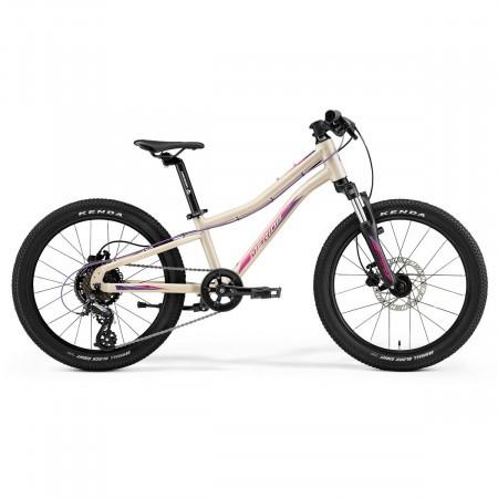 Bicicleta de munte pentru copii Merida Matts J.20 Bej deschis 2021