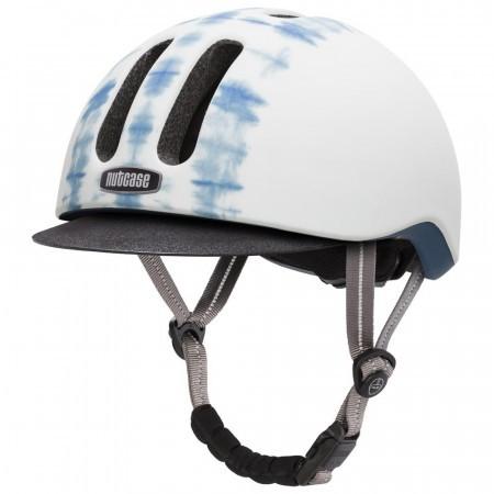 Casca de protectie Unisex Nutcase Metroride Bike Shibori Stripe Matte