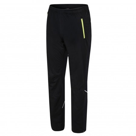 Pantaloni schi barbati Hannah Brock Antracit/Verde