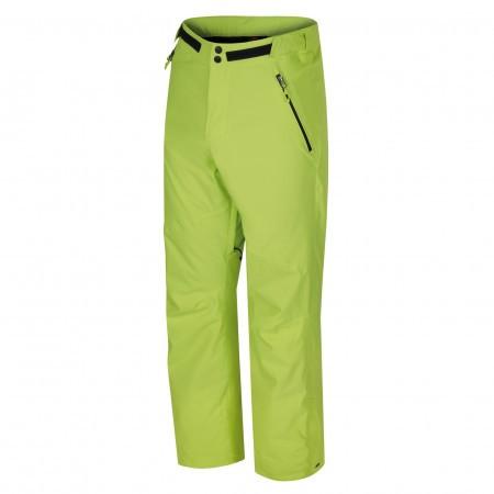 Pantaloni schi barbati Hannah Park Verde Lime