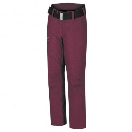 Pantaloni schi femei Hannah Darsy Visiniu
