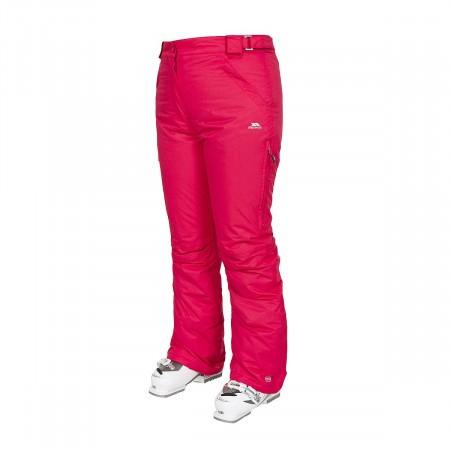 Pantaloni ski femei Trespass Lohan Raspberry