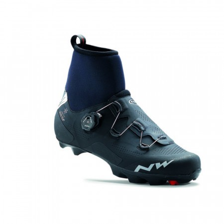 Pantofi ciclism MTB Northwave Raptor Arctic GTX Negru