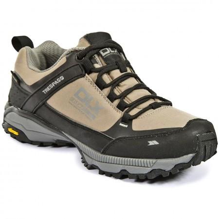 Pantofi hiking femei Trespass Mesal Brown