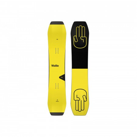 Placa snowboard barbati Bataleon Wallie 20/21