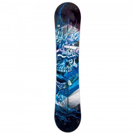 Placa snowboard copii Trans Pirate JR Fullrocker Albastru 2019