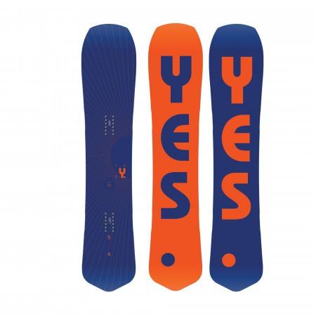 Placa snowboard barbati pentru Partii amenajate YES The Y. 2020