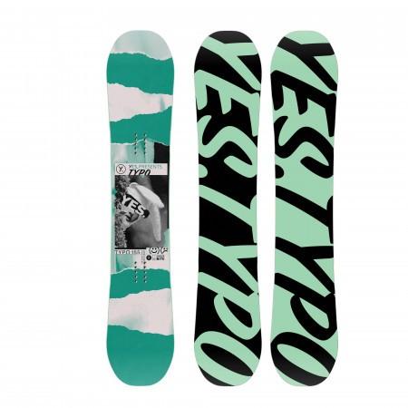 Placa snowboard Freestyle pentru barbati YES Typo 2020