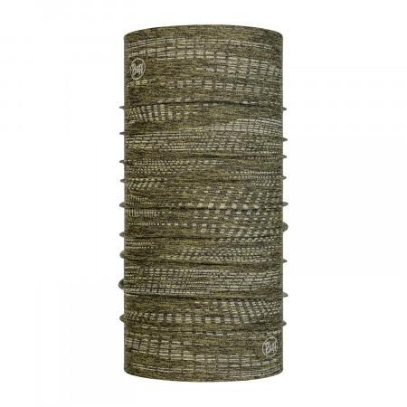 Esarfa tubulara Buff Dryflx R-Khaki Verde