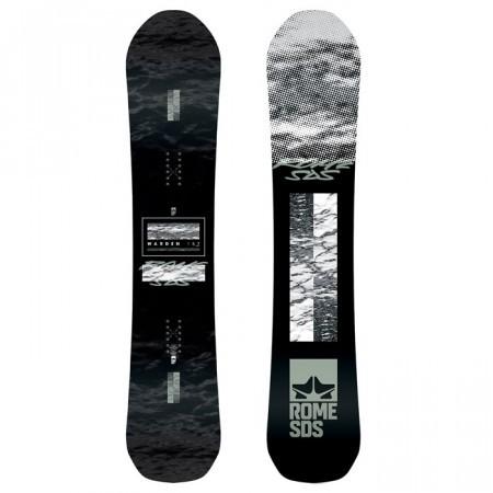 Placa snowboard barbati Rome Warden 2020