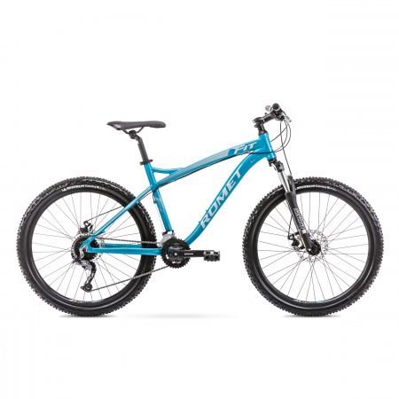 Bicicleta de munte unisex Romet Rambler Fit 26 Albastru 2020