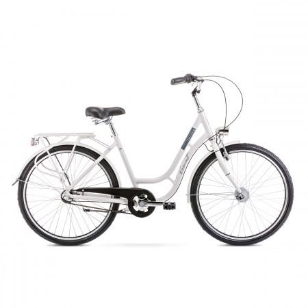 Bicicleta de oras pentru femei Romet Turing 3S Gri 2020