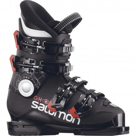 Clapari ski copii Salomon Ghost 60T Negru