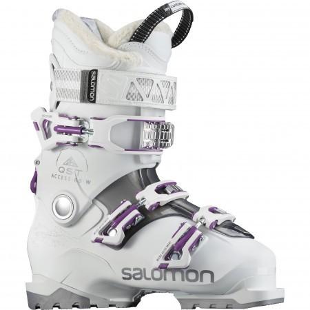 Clapari ski femei Salomon Qst Access 60 Alb