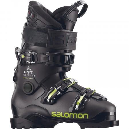 Clapari ski barbati Salomon Qst Access Custom Heat Negru