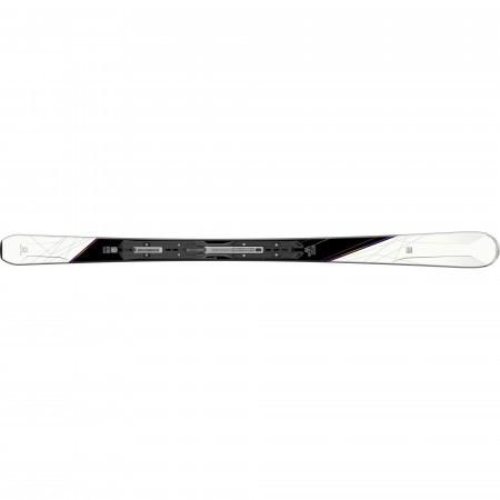 Salomon SKI SET M W-MAX 8 + XT10 C90 Wh/Bk Negru