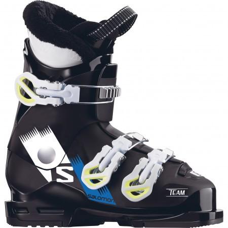 Clapari ski copii Salomon T3 Rt Negru