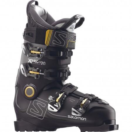 Clapari ski barbati Salomon X Pro 120 Negru