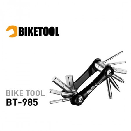 Set imbus Bike Tools mini 10 functii