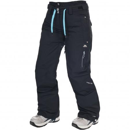 Pantaloni ski femei Shauna Negru