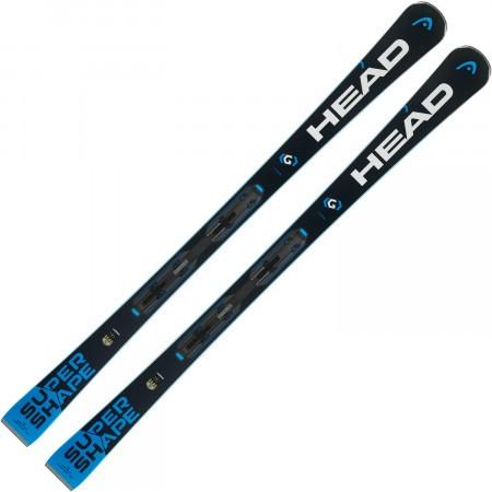 Schiuri Head Supershape i.Titan SW MFPR Negru/Albastru