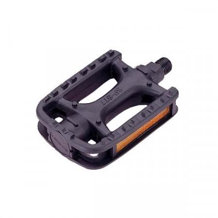 Pedale plastic negre MTB SP-877
